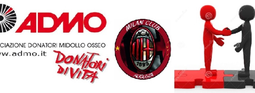 Milan Club AUGUSTA , uno splendido passo.