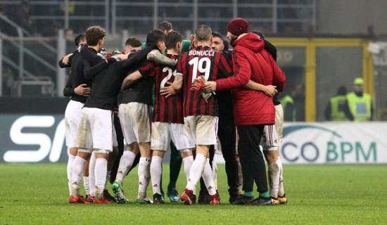 Milan – Crotone 1 – 0 difficile ma meritata.