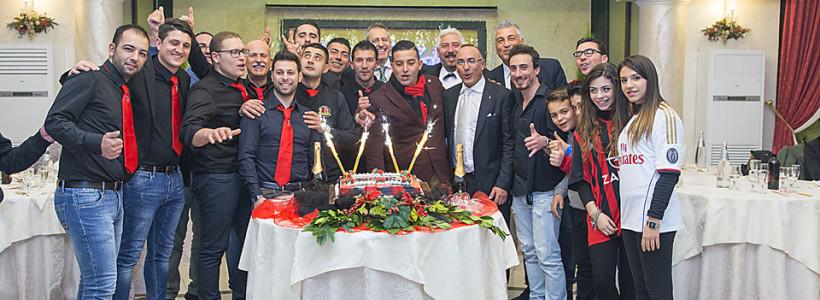M. C. Santa Lucia del Mela un inaugurazione da..Champions!