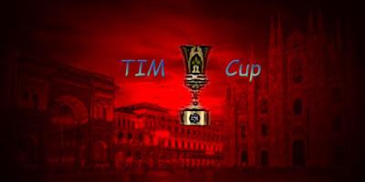 Milan – lazio TIM CUP (Coppa Italia) , biglietti.