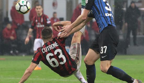 Milan – Inter  un pareggio utile solo all'Inter.