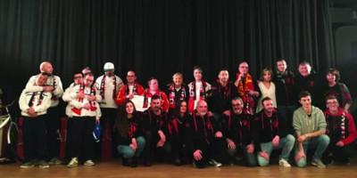 Milan Club Cuggiono …..fortissimi!