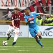 Milan – Napoli , biglietti.
