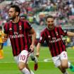 Milan – Verona, 4 – 1 tutto bene.