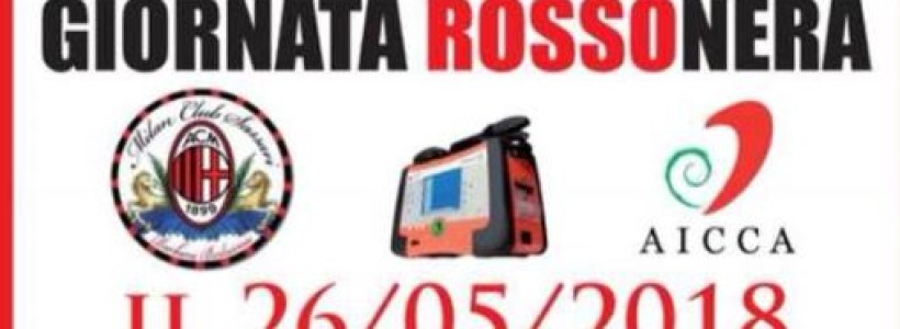 Sassari, Milan Club Barbara Berlusconi, in beneficenza!