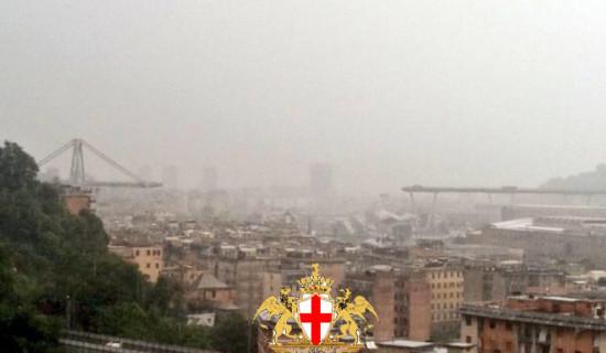 Con Genova … e con le famiglie delle vittime !