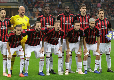 AC Milan v Real Betis - UEFA Europa League - Group F