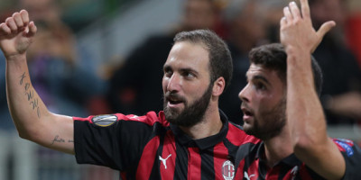 Europa League Milan – Olympiacos 3 – 1