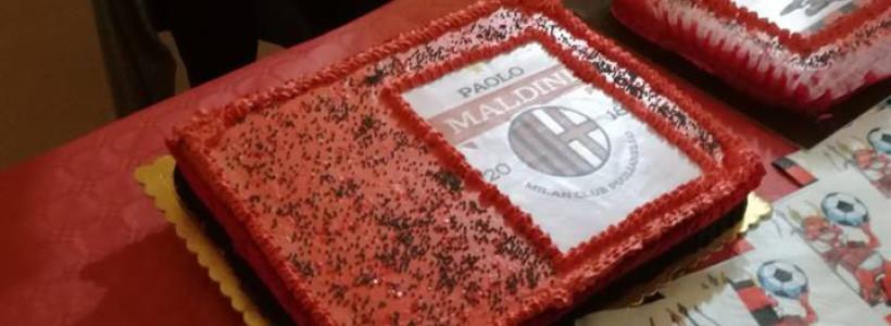 Inaugurato il Milan Club Paolo Maldini di Puglianello (BN)