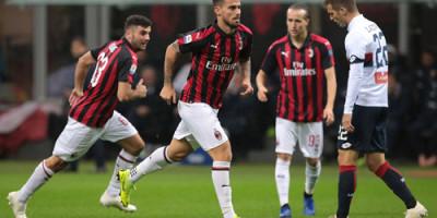 Milan – Genoa  2 – 1