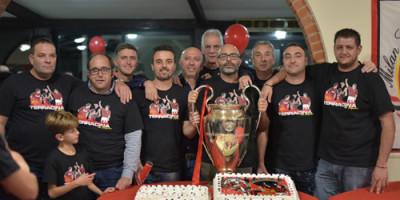 Terracina ….un inaugurazione da Champions