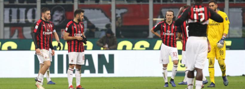 Milan – Fiorentina, cronaca di una caduta libera…..