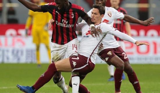 Milan- Torino occasione sprecata!