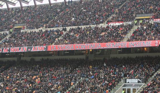 Grazie ai nostri soci ed al Milan grande successo dell'AIMC Match!