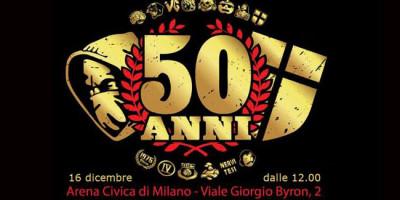 50° curva sud Milano