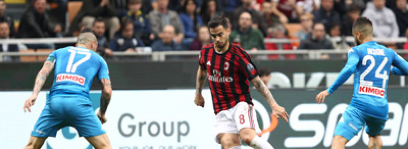"Milan – Napoli il ""Big Match AIMC""."