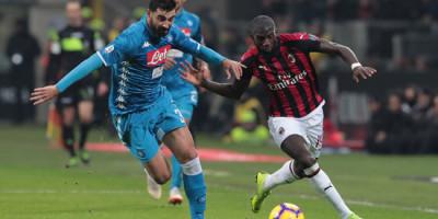 Milan – Napoli 0 – 0 un punto guadagnato o 3 punti persi?