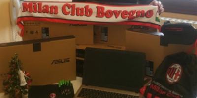 Milan Club Bovegno …….grandissimi!