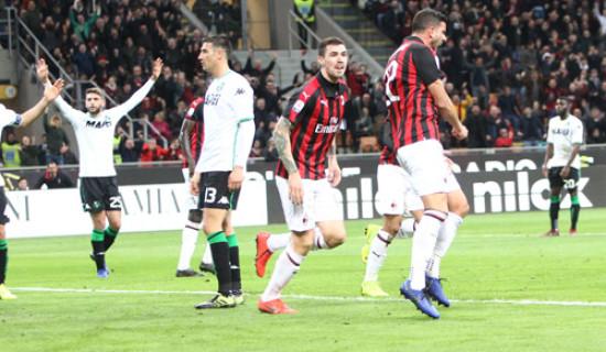 Milan – Sassuolo 3 punti d'oro ma quanta fatica!