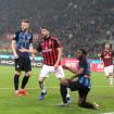 Milan – Inter occasione persa e peggio, senza la grinta derby!