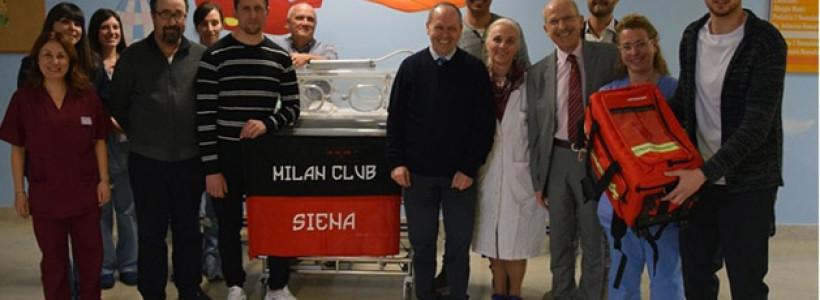 Milan Club Siena oltre al Milan il …cuore!