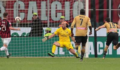 AC Milan v Udinese - Serie A