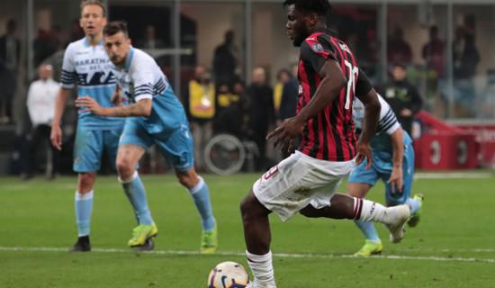 Milan – Lazio una vittoria sofferta per la Champions!