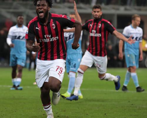 AC Milan v SS Lazio - Serie A