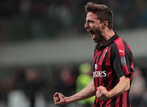 AC Milan v Bologna FC - Serie A