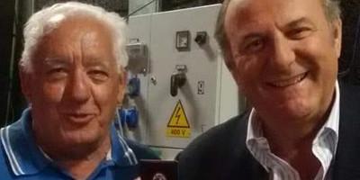 Milan Club Vimodrone  da Gerry Scotti!