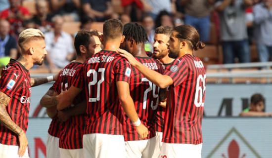 Calendario Milan Campionato.Aimc Associazione Italiana Milan Clubs