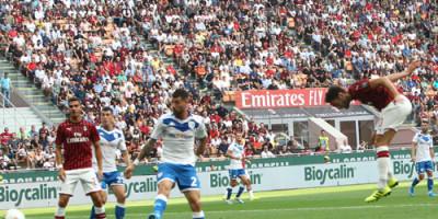 Milan – Brescia, tre punti per …respirare.
