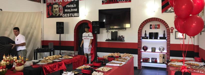 Milan club Gesturi una nuova sede per i soci.