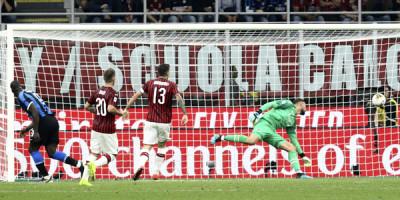 Milan – Inter , sconfitta annunciata e cercata.