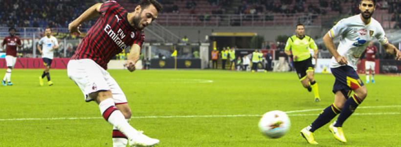 Milan – Lecce 2 – 2  è cambiato poco anzi pochissimo!