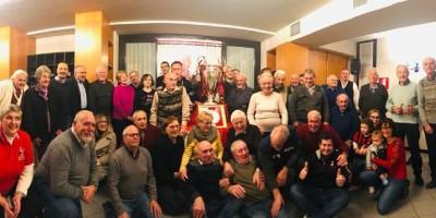 I 50 anni del Milan Club Lago d'Orta