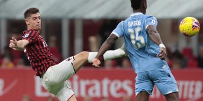 Milan – Lazio 1 – 2 stavolta non tutto è nero…..