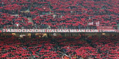Biglietti incontri casalinghi del Milan