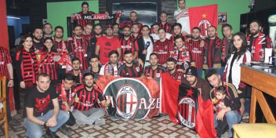 Azerbaijan anche li festeggiati i 120 anni del Milan