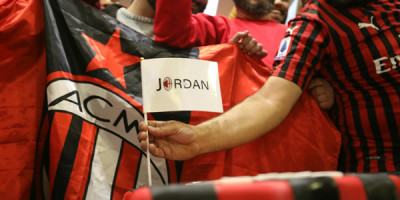 Anche in Giordania  il nostro club ha festeggiato i 120 anni del Milan
