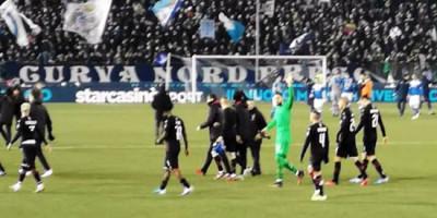 Brescia – Milan 0 – 1 vittoria si  ma..meritava il Brescia.