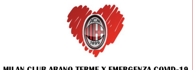 Ancora beneficenza… ancora Milan Club … Abano Terme!