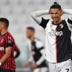 Juventus – Milan 0 – 0, tutto come da pronostico anche il solito rigore.