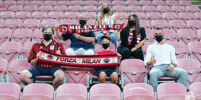Amichevole Milan-Monza…. Tanta voglia di stadio