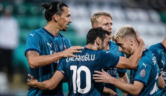 Shamrock Rovers-Milan 0-2… Buona la prima!