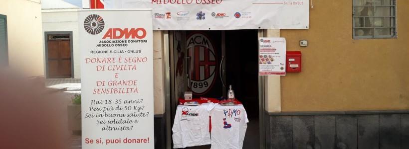 Il Milan Club Augusta e l'ADMO