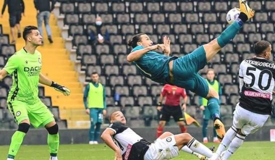 Udinese 1 – Milan 2