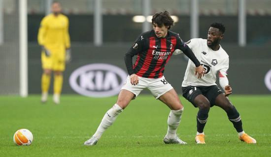 Milan 0 – Lille 3