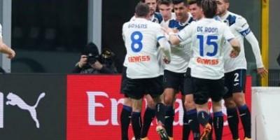 MILAN 0 – ATALANTA 3… Ma comunque Campioni d'Inverno