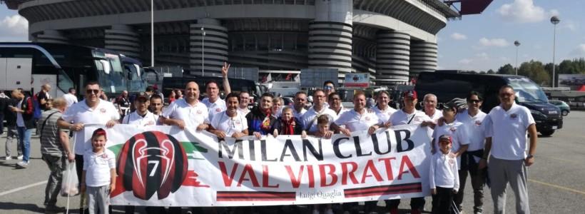 """Viaggio nei Club rossoneri: il Milan Club Val Vibrata """"Luigi Quaglia"""""""